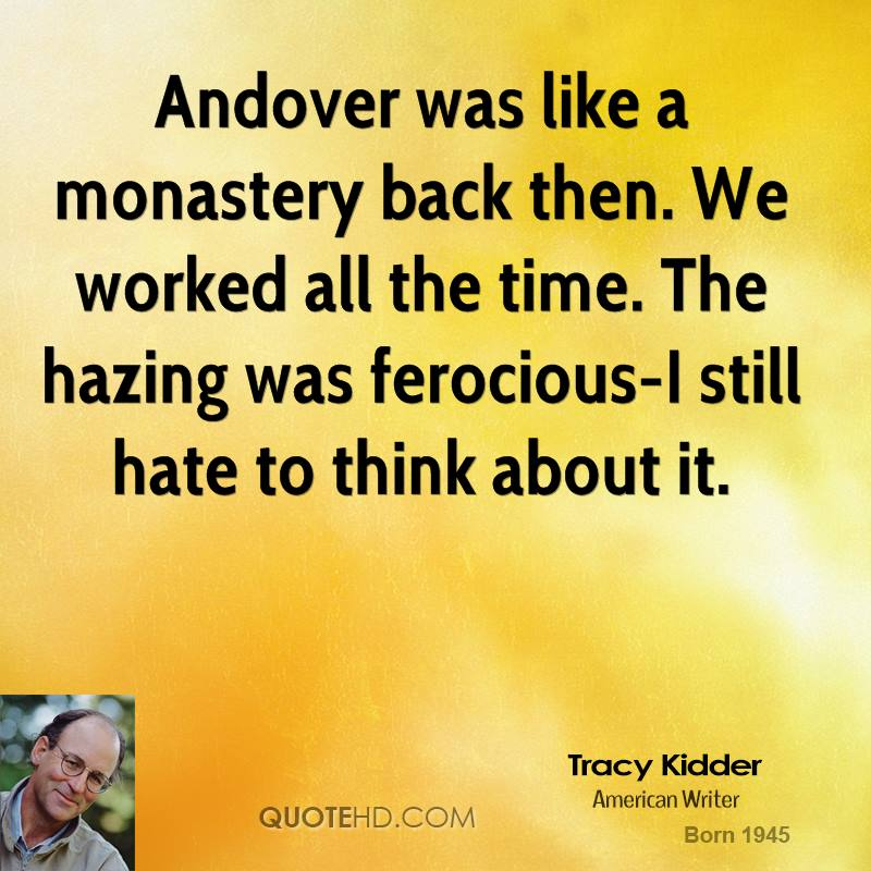 Tracy Kidder's quote #7