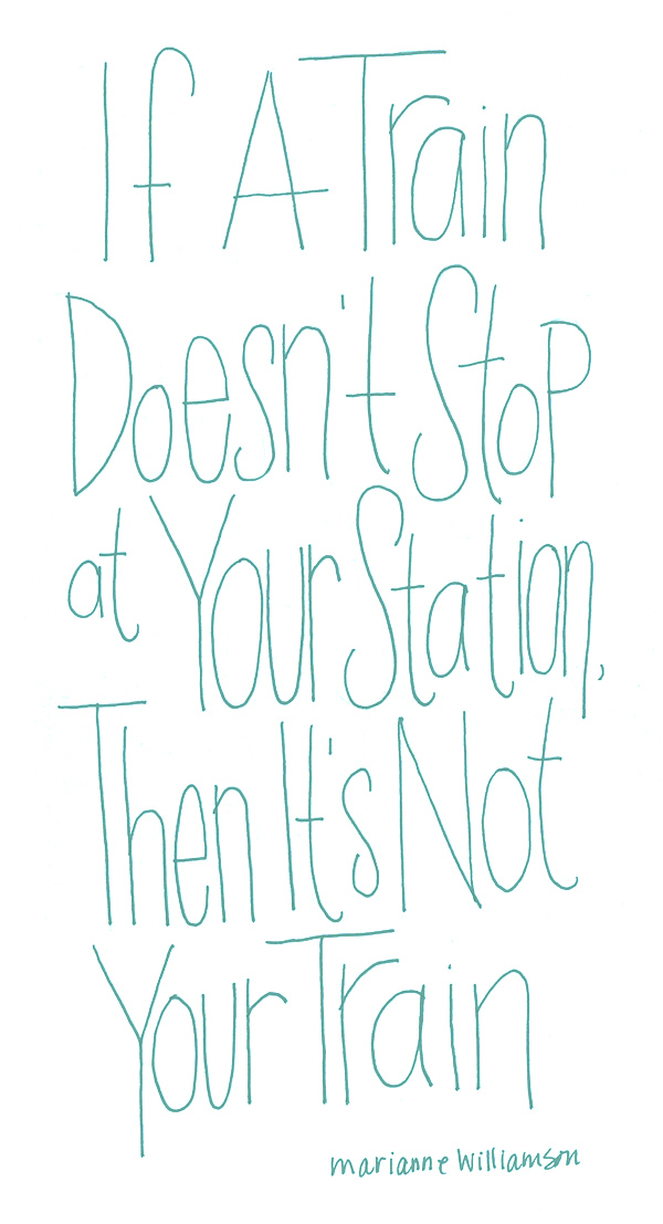 Train quote #3