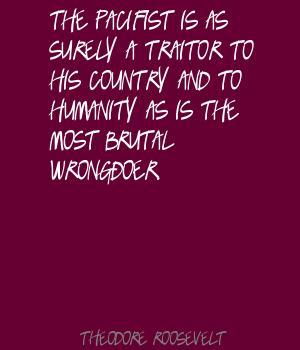 Traitor quote #3