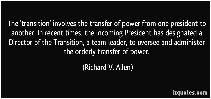 Transfer quote #1