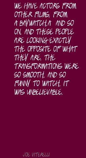 Transformations quote #1