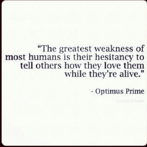 Transformers quote #2