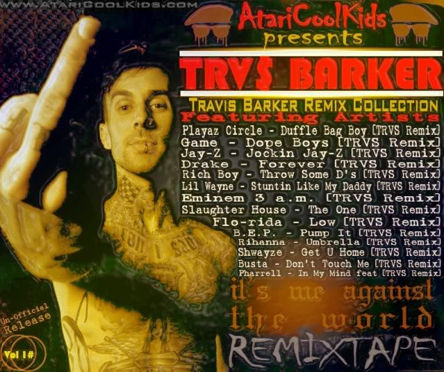 Travis Barker's quote #4