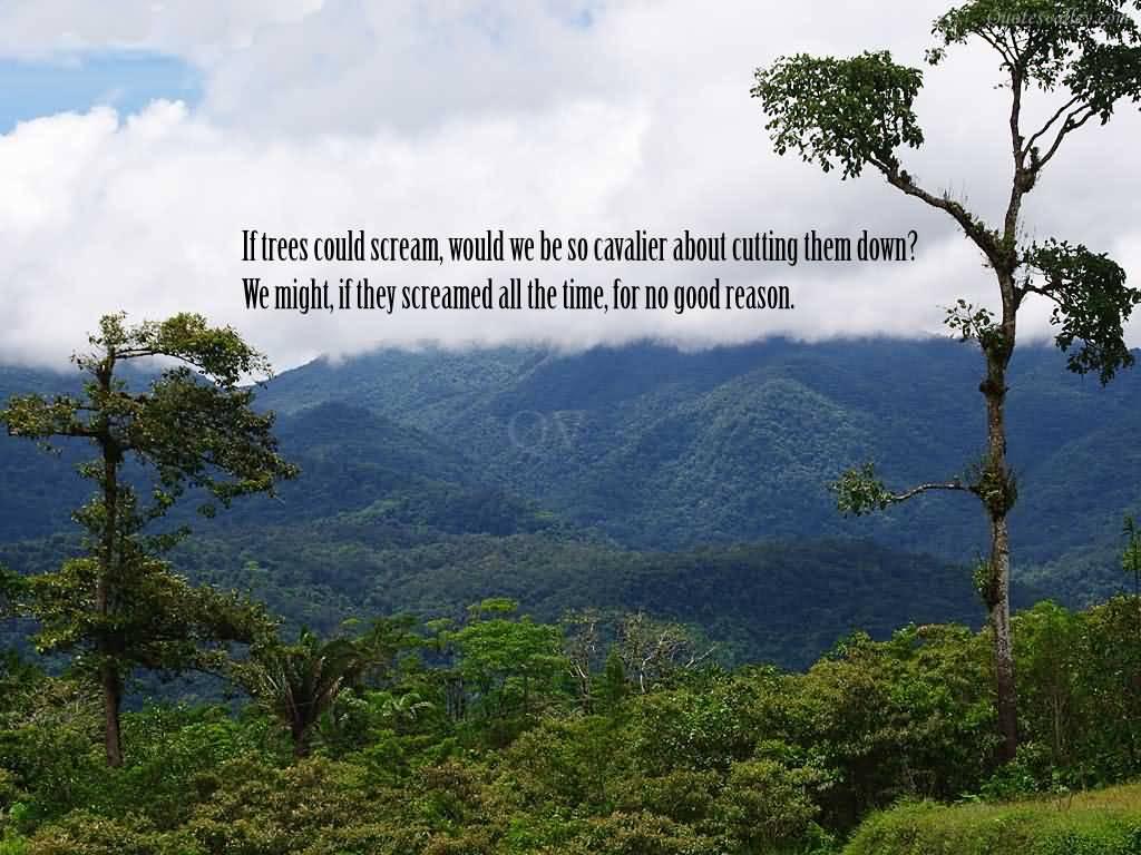 Trees quote #8