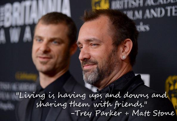 Trey Parker's quote #7