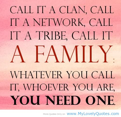 Tribe quote #3