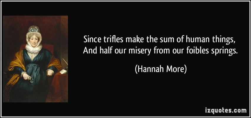 Trifles quote #1