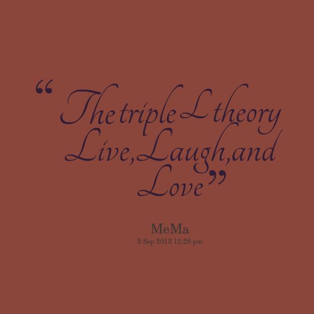 Triple quote #2