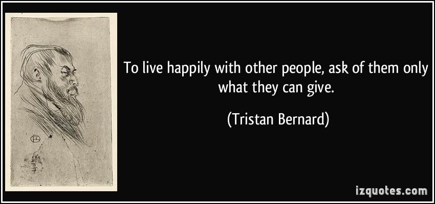 Tristan Bernard's quote