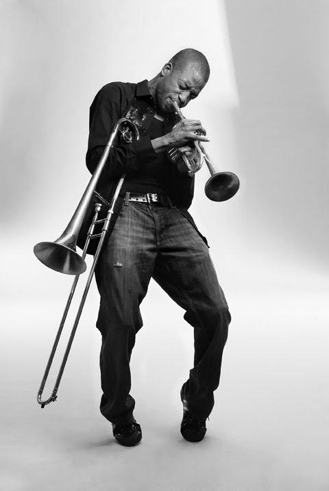 Trombone Shorty's quote #2