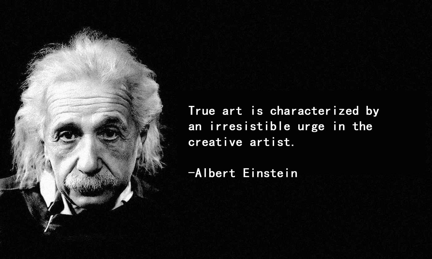 True Art quote #1