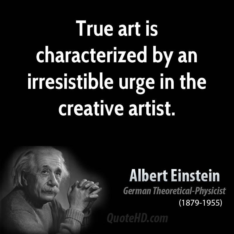 True Artist quote #1