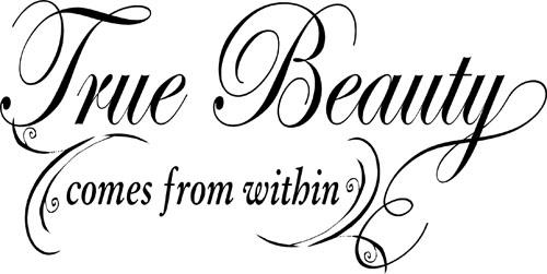 True Beauty quote #2