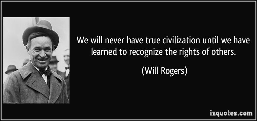 True Civilization quote #2