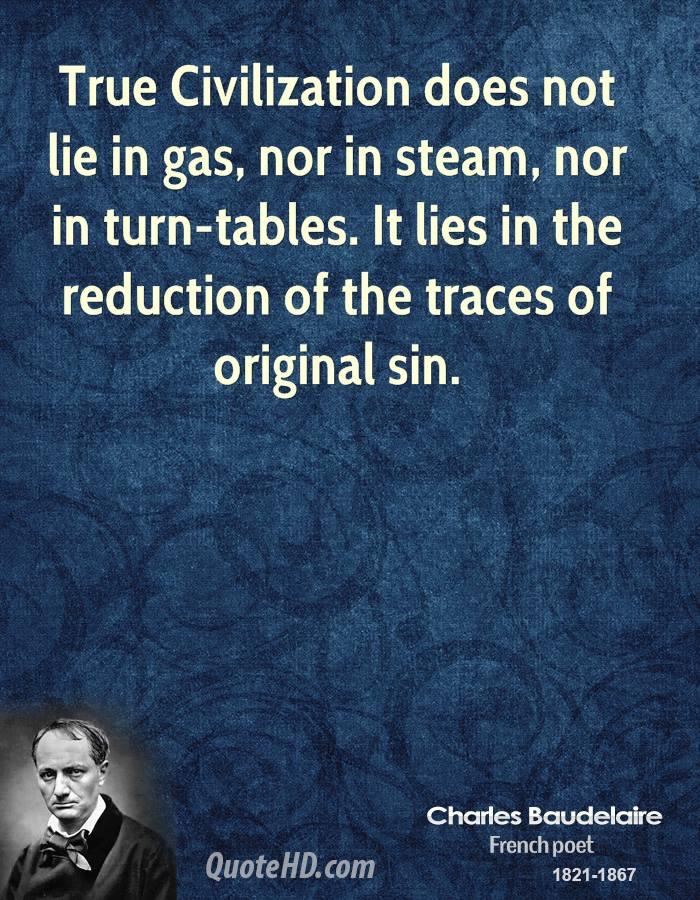 True Civilization quote #1