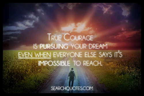 True Courage quote #1
