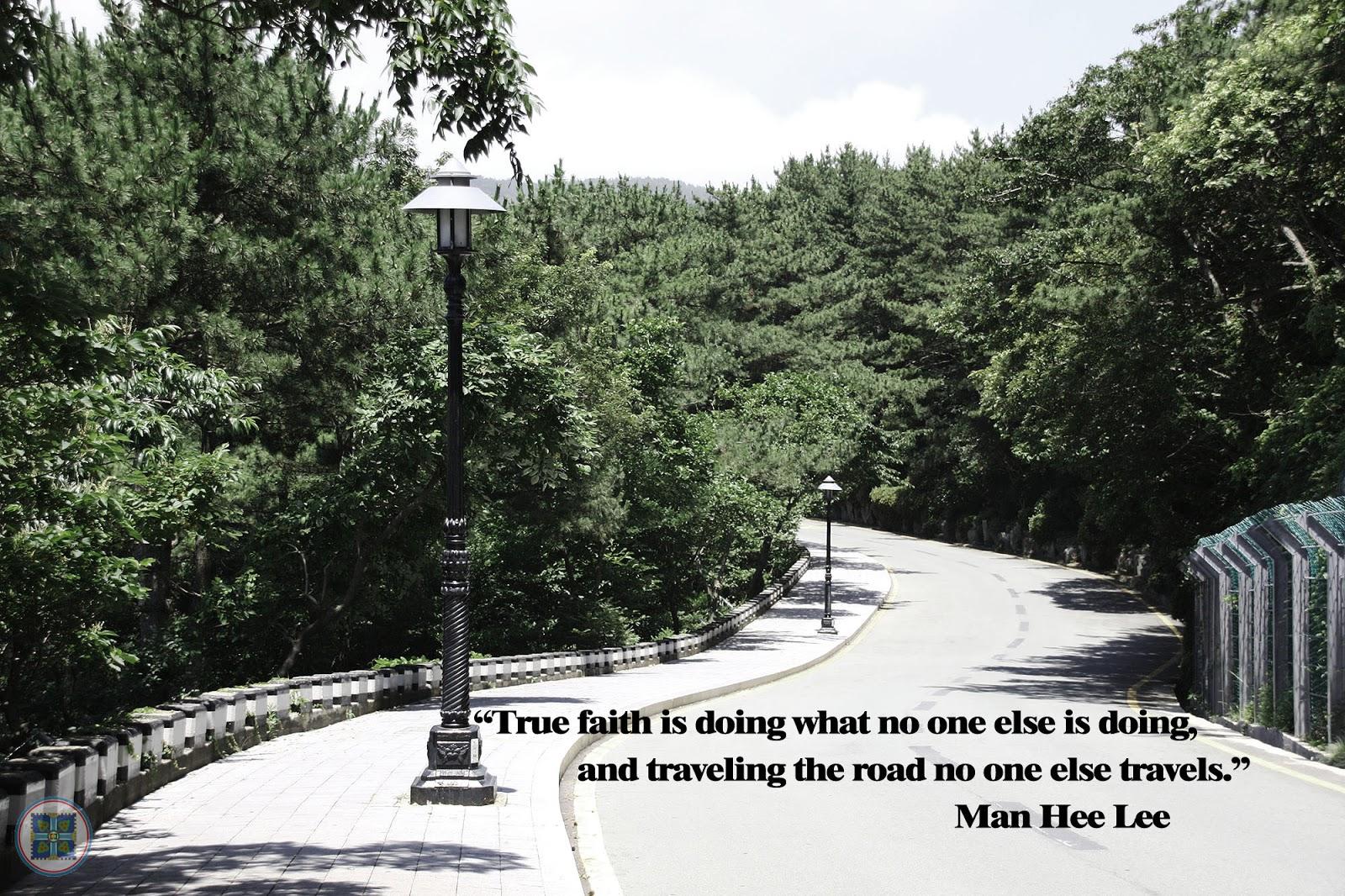 True Faith quote #1