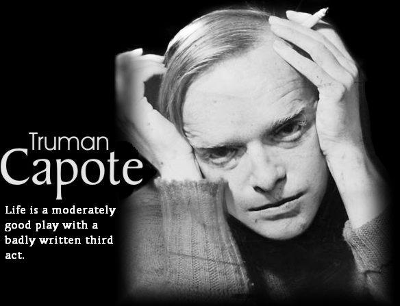 Truman Capote quote #1