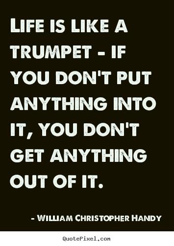 Trumpet quote #2