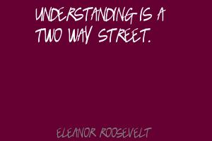 Two-Way Street quote #2