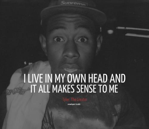 Tyler quote #1