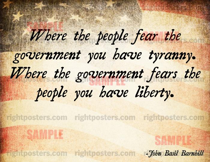 Tyranny quote #7