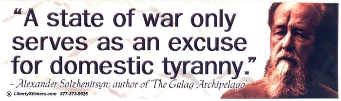 Tyranny quote #1