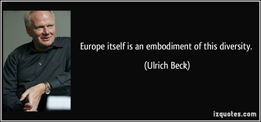 Ulrich Beck's quote