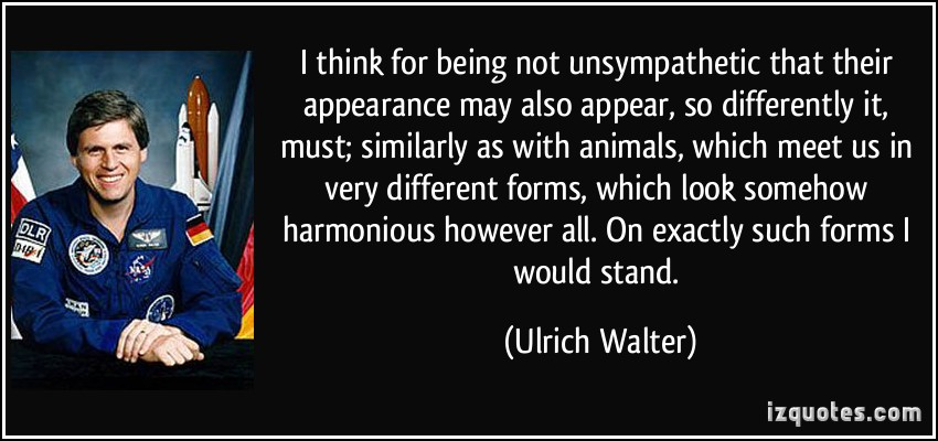 Ulrich Walter's quote #1