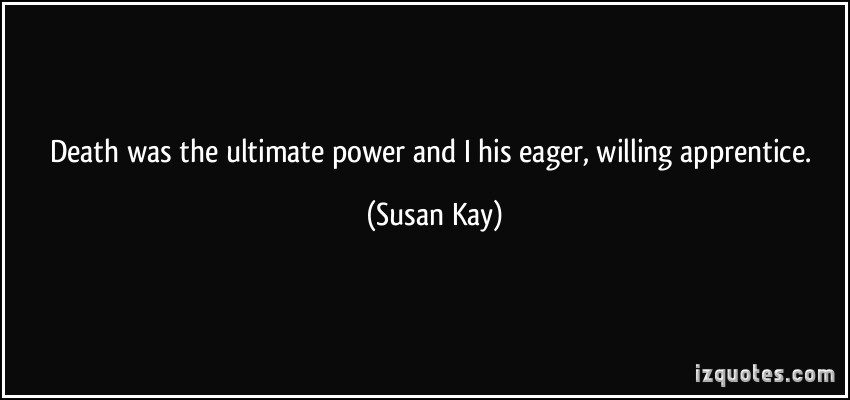 Ultimate Power quote #2