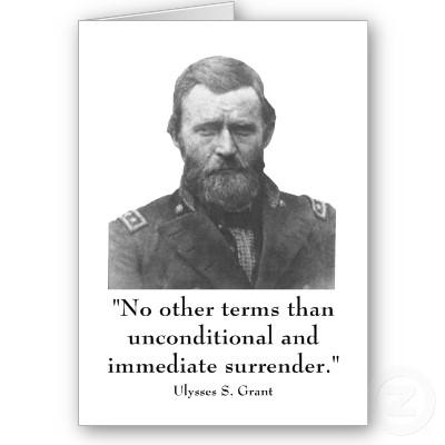 Ulysses S. Grant's quote #7