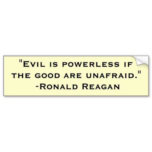 Unafraid quote #1