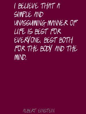 Unassuming quote #1