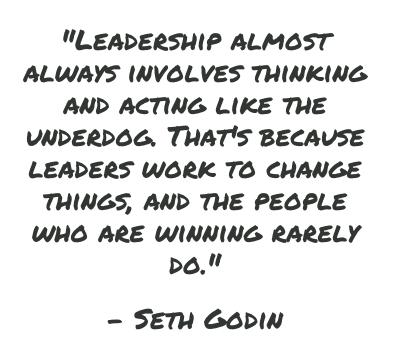 Underdog quote #7