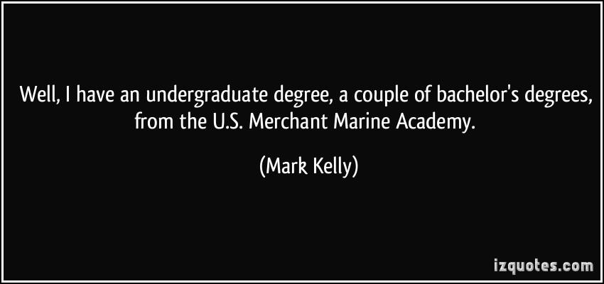 Undergraduate quote #2