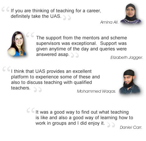 Undergraduates quote #2
