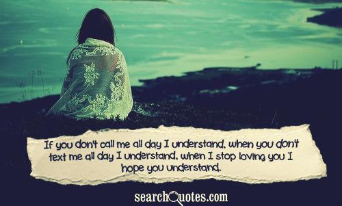Understands quote #2