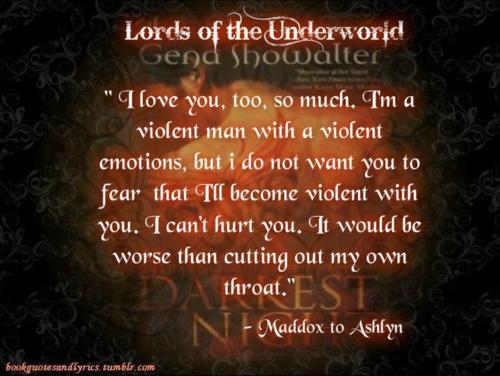 Underworld quote #1