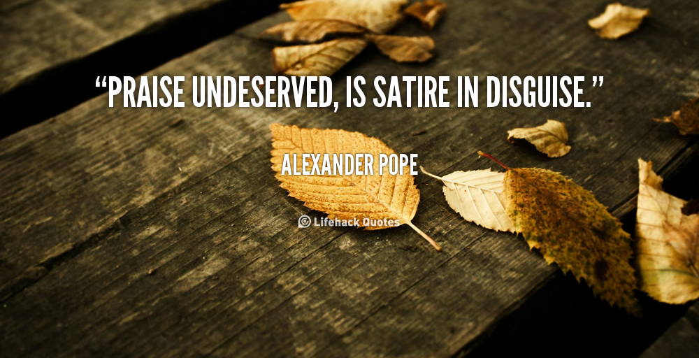Undeserved quote #2