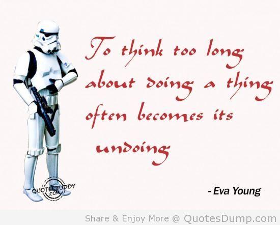 Undoing quote #1