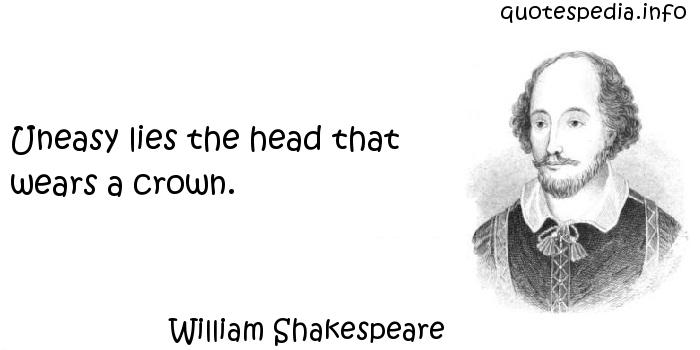 Uneasy quote #1