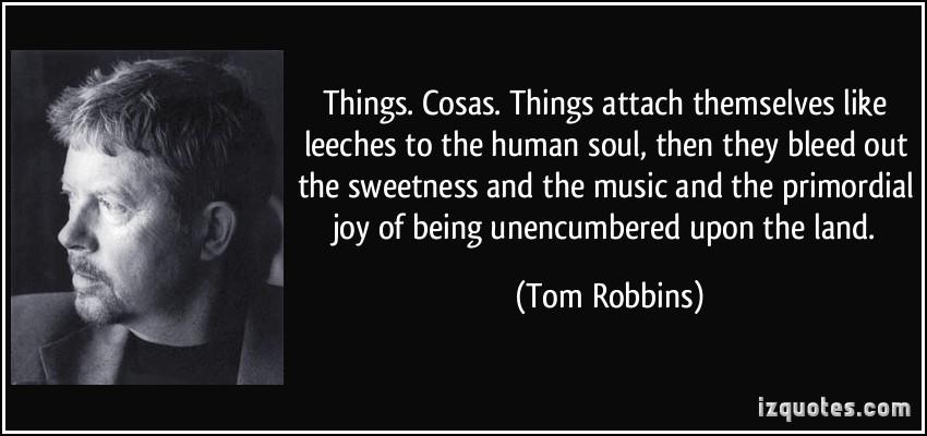 Unencumbered quote #2