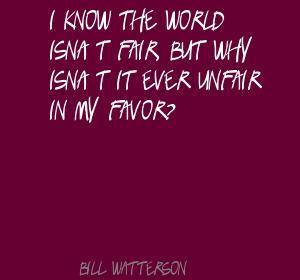 Unfair quote #5