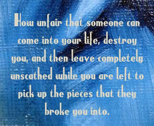 Unfair quote #3