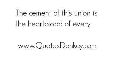 Union quote #4