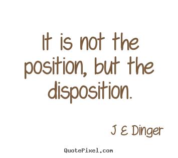 Unique Position quote #2