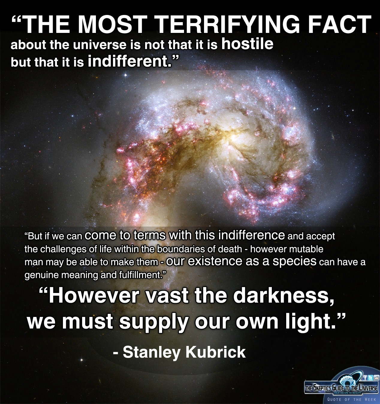 Universe quote #3