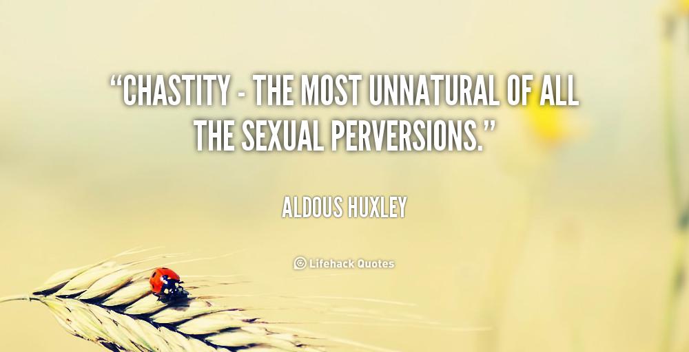 Unnatural quote #1