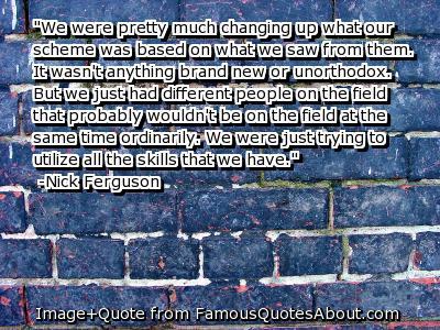 Unorthodox quote #1
