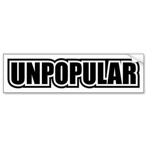 Unpopular quote #4
